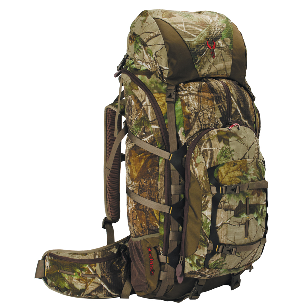 Badlands summit hunting pack for Ap fishing backpack