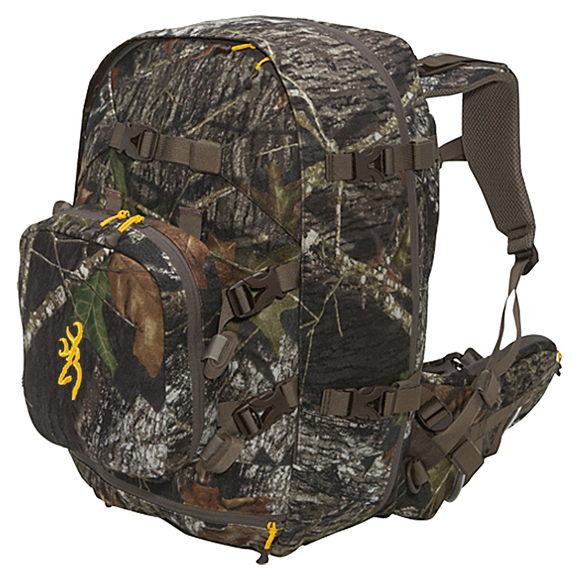 Browning powder creek 41 52 l daypack for Browning fishing backpack