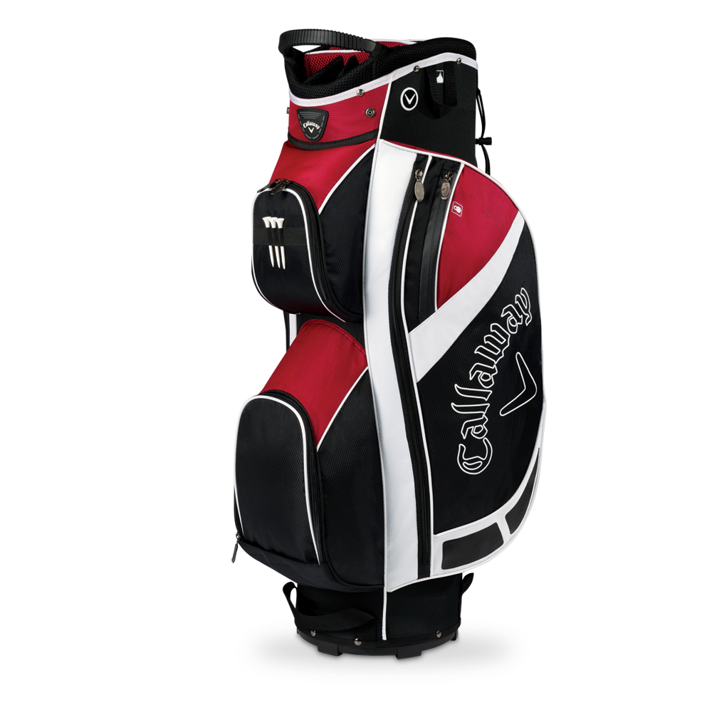 One Person Golf Cart >> Callaway Dawn Patrol Cart Golf Bag - jksohps5