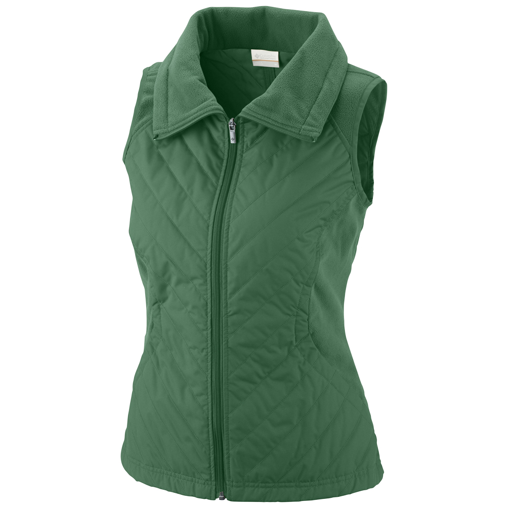 Columbia women s perfect mix vest extended sizes for Women s fishing vest