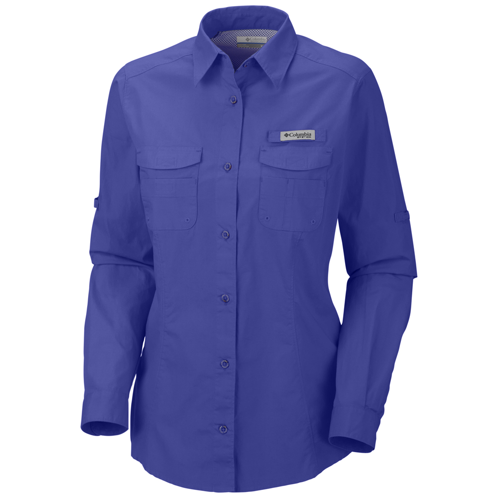 Columbia women s bonehead long sleeve shirt Columbia womens fishing shirt
