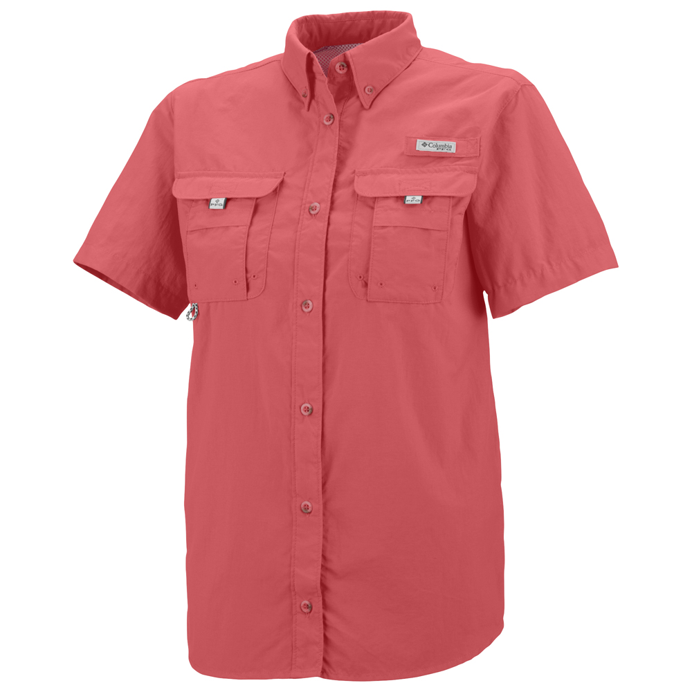 Columbia womens performance fishing gear bahama short for Columbia shirts womens pfg