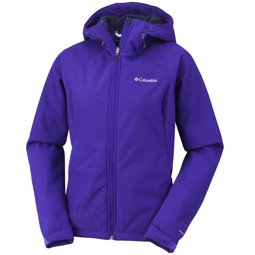 Soft shell jackets for women