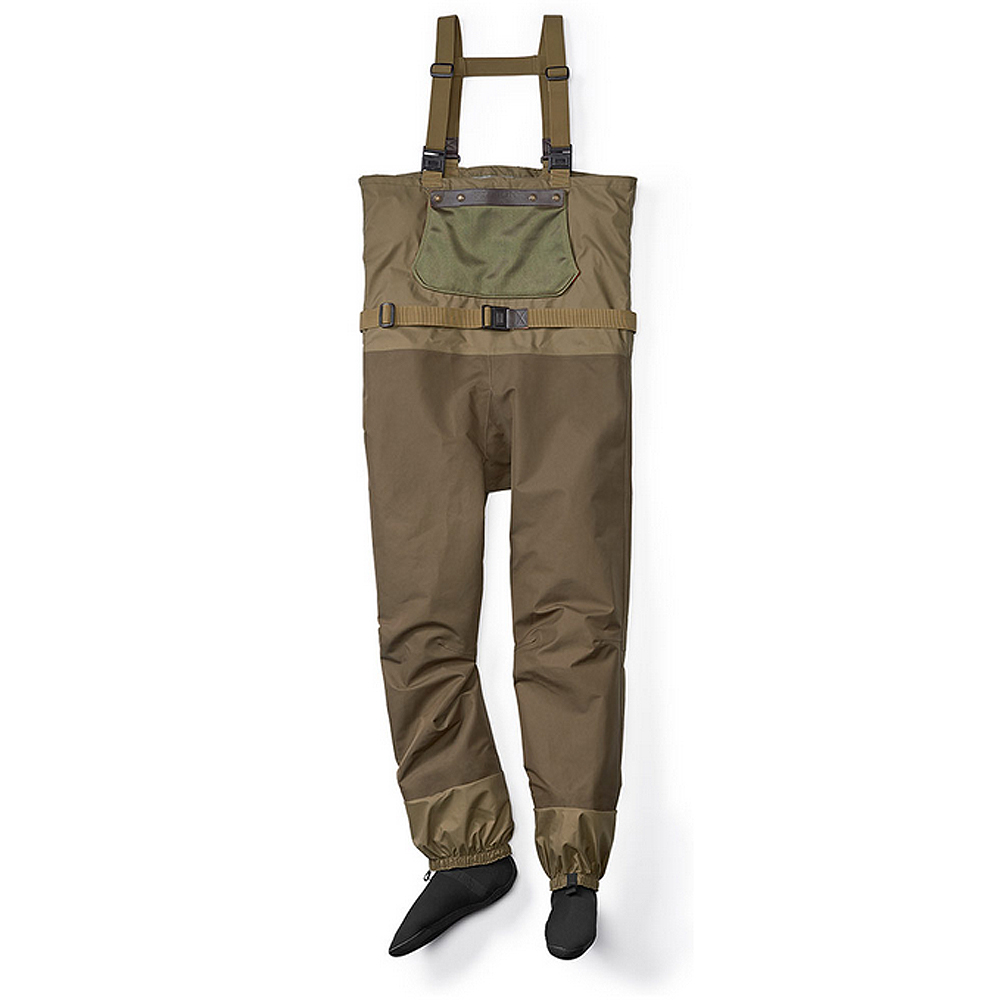 Filson mens pro guide waders for Men s fishing waders