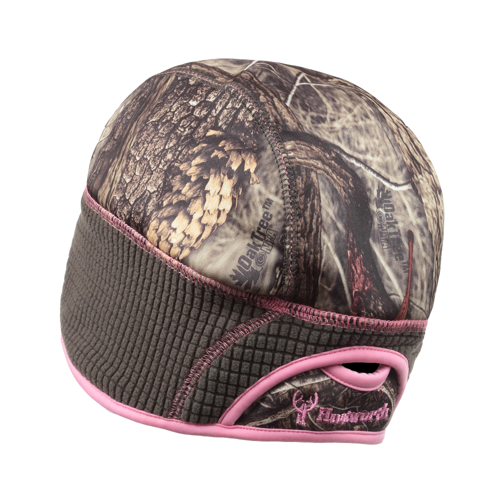 huntworth s fleece camouflage hat
