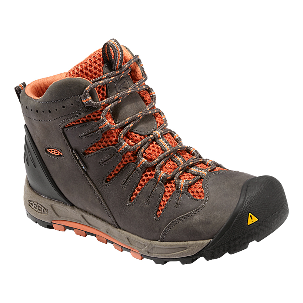 keen s bryce mid wp hiking boot
