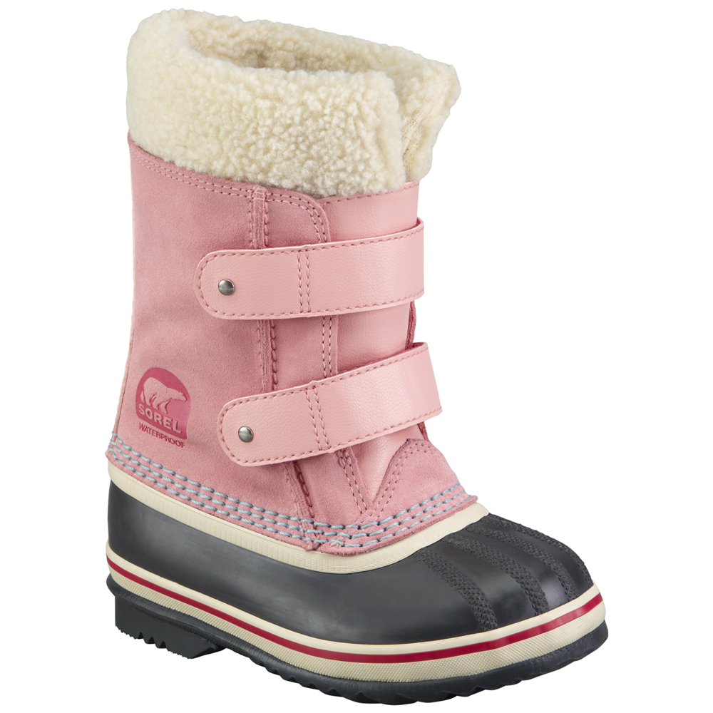 Sorel Toddlers 1964 Pac Strap Boots