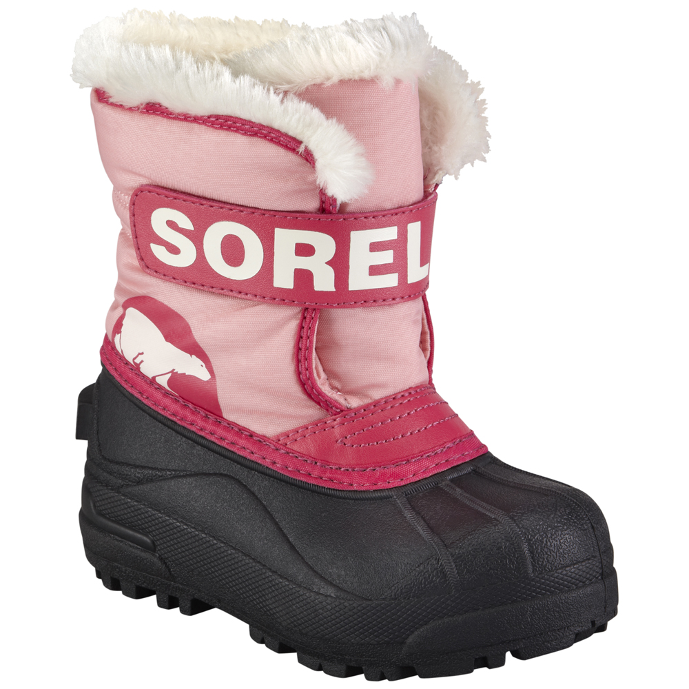 Sorel Youth Toddler Snow Commander Winter Boot