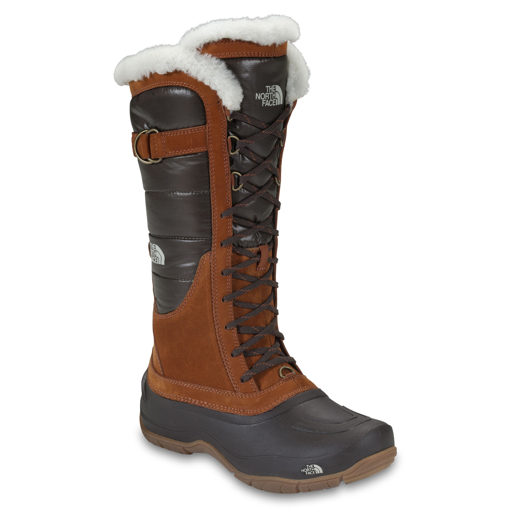 The north face women s shellista lace winter boot