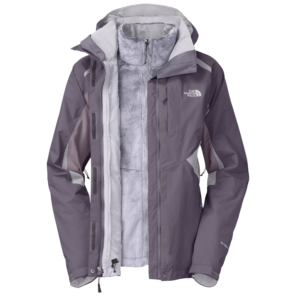 Mint Green North Face Jacket