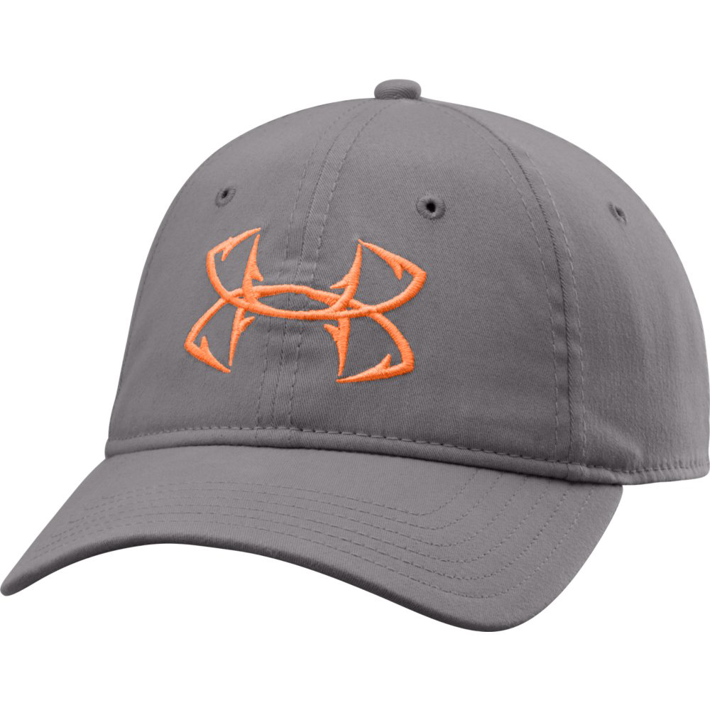 Under armour men s fish hook cap for Under armour fishing