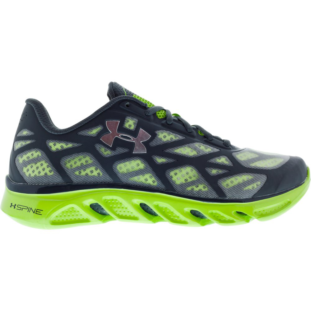 Under armour men s ua spine vice running shoe for Under armour fishing shoes