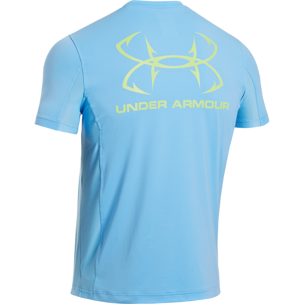 Under Armour Men S Iso Chill Graphic Short Sleeve Shirt