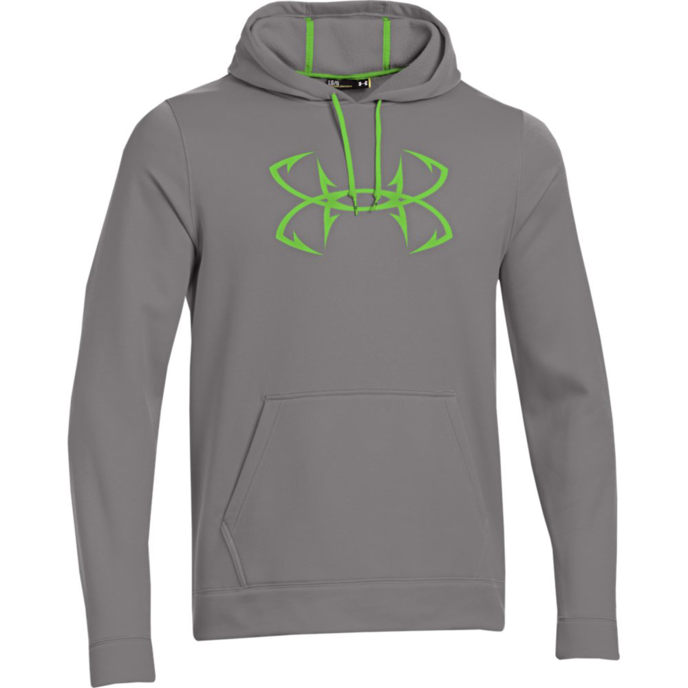under armour men s storm fish hook hoodie