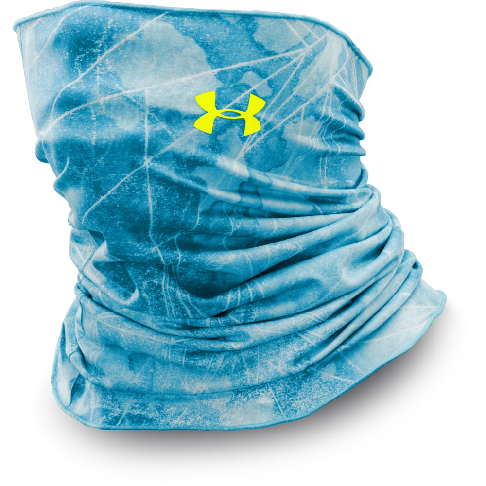 under armour ua fish iso chill neck gaiter