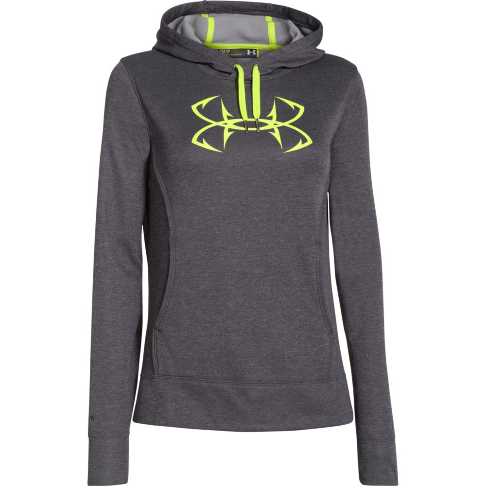 Under armour women s storm fish hook hoodie for Under armour fish hook