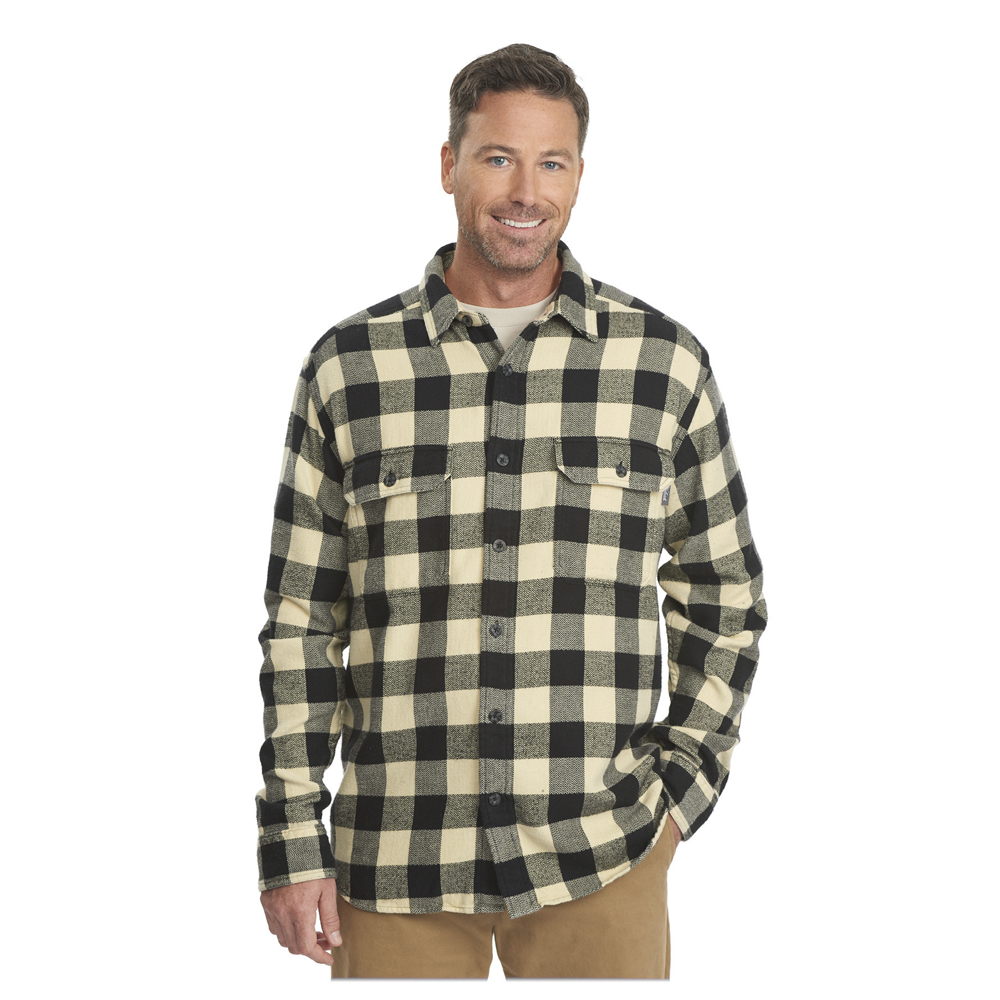 Woolrich men s oxbow bend flannel shirt for How to wear men s flannel shirts