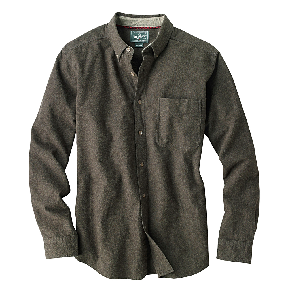 Mens Chamois Shirt